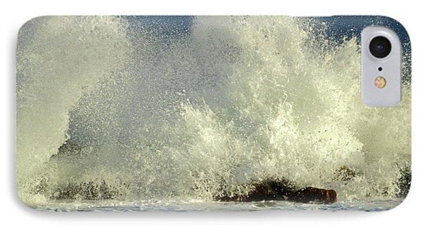 Exhilaration - Cape Cod Bay IPhone Case