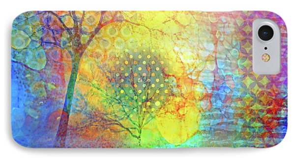 Existing In Colour IPhone Case by Tara Turner