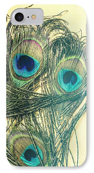 Exotic Eye Of The Peacock IPhone Case