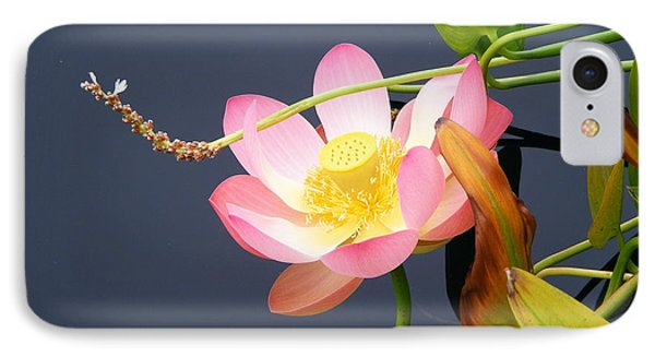 IPhone Case featuring the photograph Exotic Waterlily by Margie Avellino