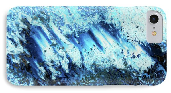 IPhone Case featuring the digital art Expansive by Tom Druin