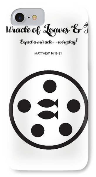 Expect A Miracle IPhone Case