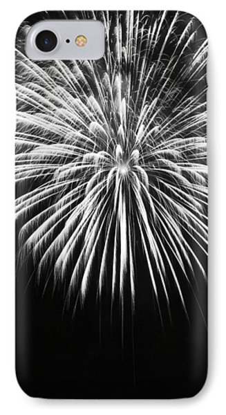 Explosion IPhone Case by Colleen Coccia