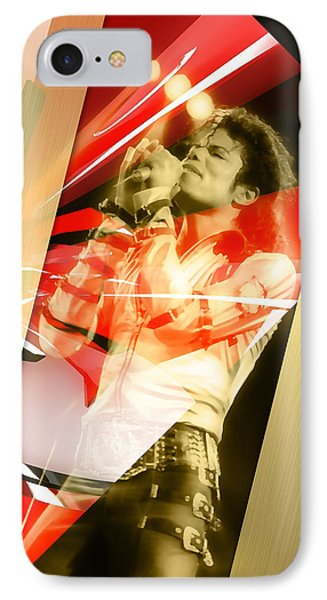 Explosive Michael Jackson IPhone Case