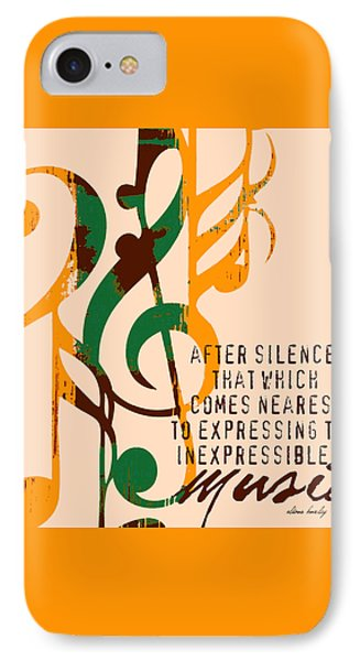 Expressing The Inexpressible IPhone Case by Brandi Fitzgerald