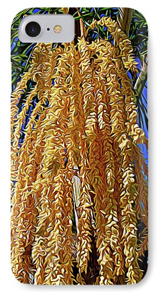IPhone Case featuring the photograph Expressionalism Cascading Seed Pod by Aimee L Maher Photography and Art Visit ALMGallerydotcom