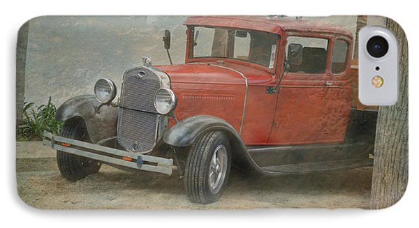 IPhone Case featuring the photograph Extended Model A by Bill Dutting