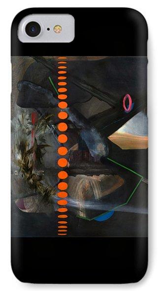 Extraterrestrial  Phone Case by Antonio Ortiz