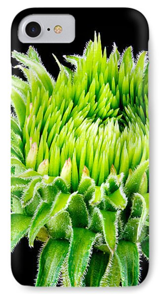 Extreme Green  IPhone Case by Jim Hughes