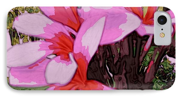 Exuberance IPhone 7 Case by Winsome Gunning