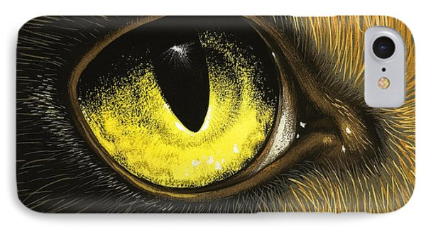 Eye Of The Eagle IPhone Case