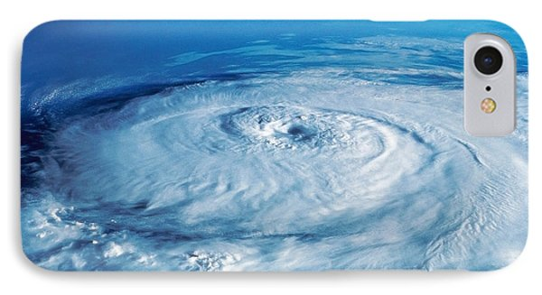 Eye Of The Hurricane Phone Case by Stocktrek Images