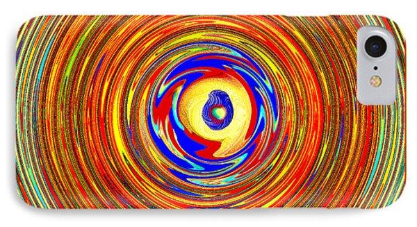 Eye See You IPhone Case by Debra Lynch