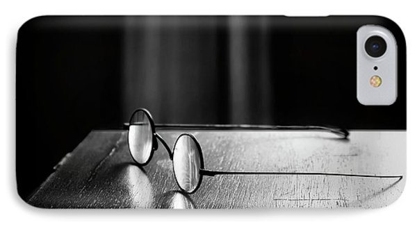 Eyeglasses - Spectacles IPhone Case by Nikolyn McDonald