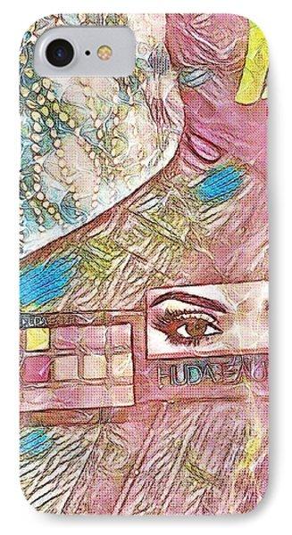 Eyes IPhone Case by Jason Lees