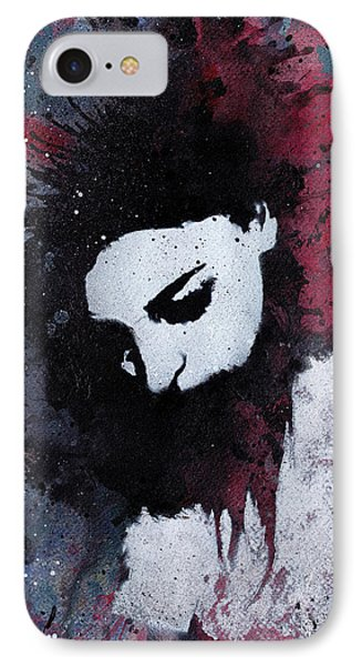 Eyes Of A Failure IPhone Case by Marco Paludet