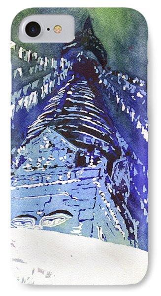 Eyes Of Buddha- Nepal IPhone Case by Ryan Fox
