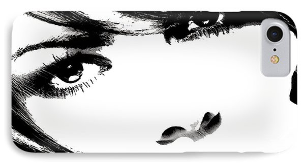 Eyes Of Lust IPhone Case by Tbone Oliver