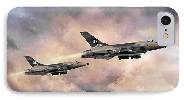 F-105 Thunderchief IPhone Case