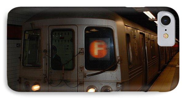 F Trian Phone Case by Rob Hans