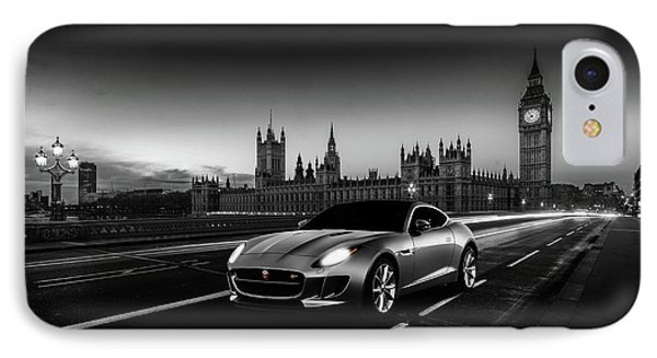 F-type In London IPhone 7 Case