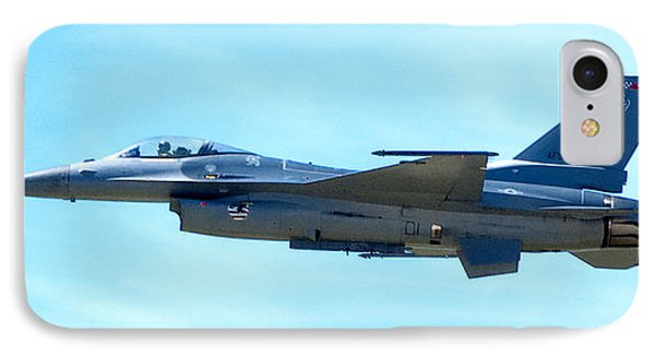 F16 Phone Case by Greg Fortier
