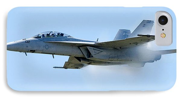 F18 - Barrier Phone Case by Greg Fortier