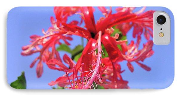 F18 Hawaiian Hibiscus Phone Case by Donald k Hall