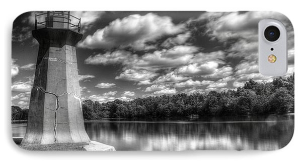 Fabyan Lighthouse On The Fox River IPhone Case