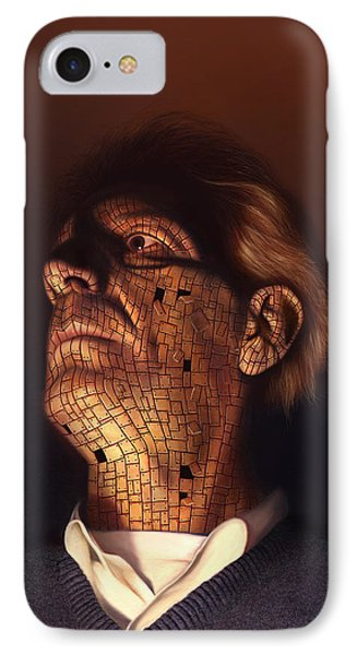Faceplate Phone Case by Philip Straub