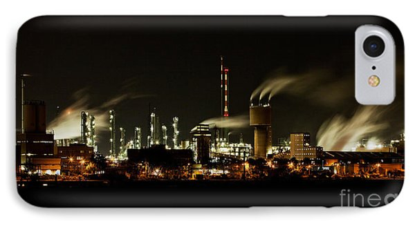 Factory IPhone Case by Nailia Schwarz