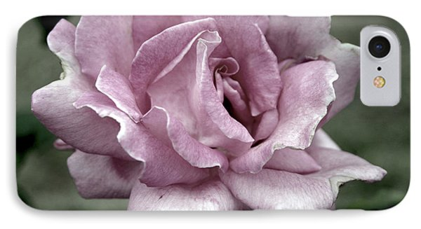Faded Beauty Rose 0226 H_2 IPhone Case