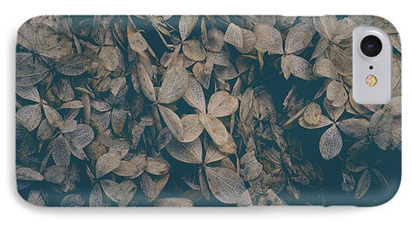 IPhone Case featuring the photograph Faded Flowers by Edward Fielding