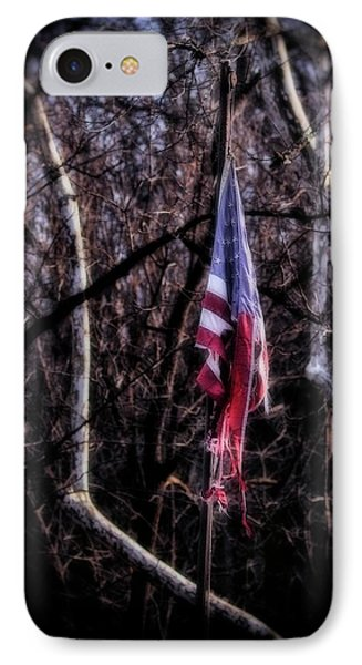 IPhone Case featuring the photograph Faded Glory by Alan Raasch