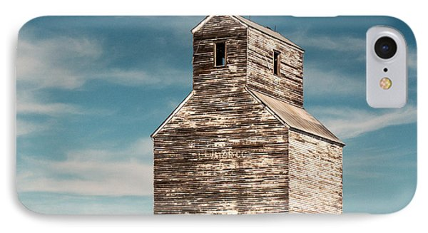 Faded Time IPhone Case by Todd Klassy