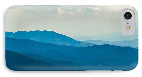 Fading Appalachians IPhone Case by Rob Hemphill