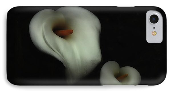 Fading Beauty Phone Case by Donna Blackhall