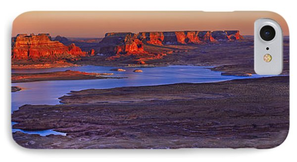 Fading Light IPhone Case by Chad Dutson
