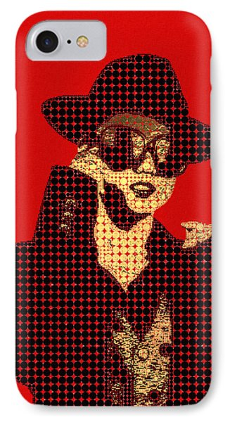 Fading Memories - The Golden Days No.1 IPhone Case by Serge Averbukh