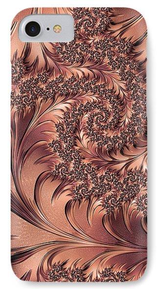 Faerie Forest Floor I IPhone Case by Susan Maxwell Schmidt