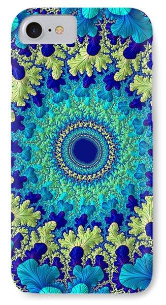 Faerie Woods IPhone Case by Susan Maxwell Schmidt