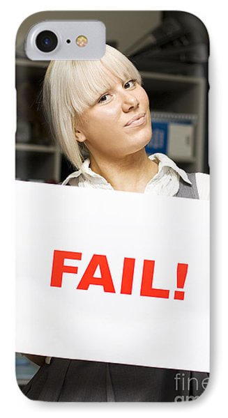Fail IPhone Case