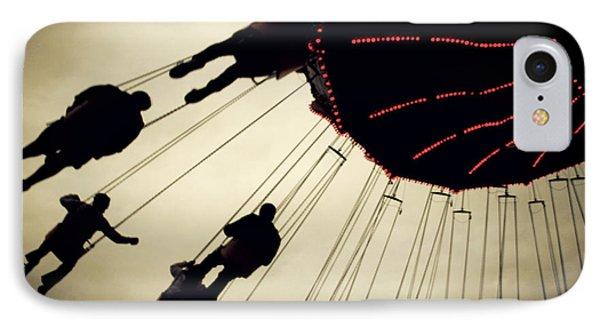 Fair Flying Phone Case by Kerry Langel