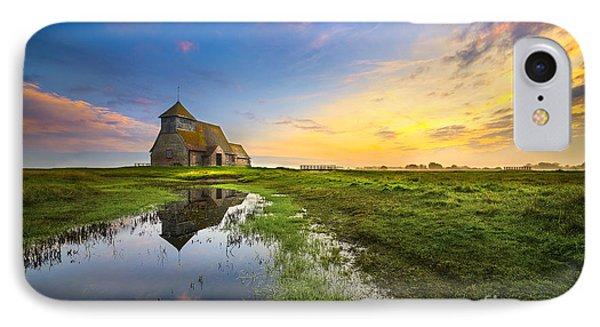 Fairfield Sunrise IPhone Case by Svetlana Sewell