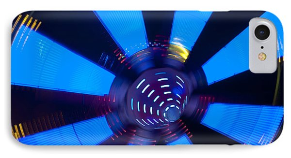 Fairground Abstract Vi IPhone Case