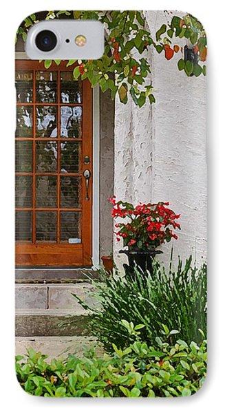 Fairhope Doorway Phone Case by Michael Thomas