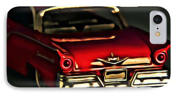 Fairlane 500 IPhone Case by Jeff  Gettis