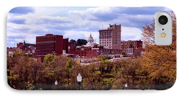 Fairmont West Virginia IPhone Case by L O C