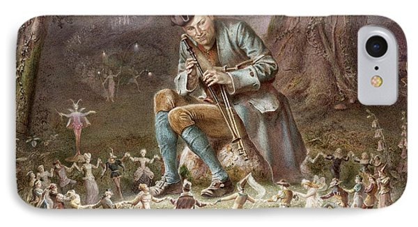Fairy Dance Phone Case by William Holmes Sullivan