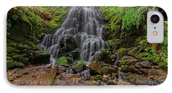 Fairy Falls IPhone Case by Jonathan Davison